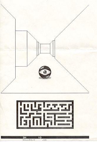 Original MAZE WAR sur Xerox Star, en 1977