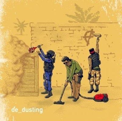 Dé-poussiérage