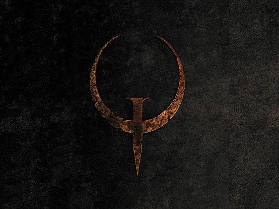 Logo de Quake, 1er du nom:)