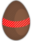 Oeuf en chocolat