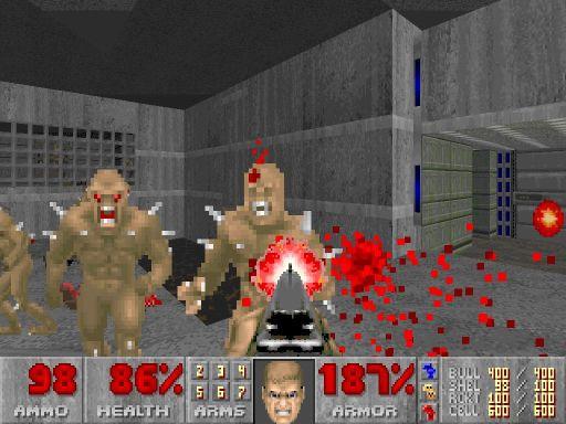 Doom, ingame:)
