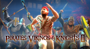 image de Pirates Vikings and Knights II
