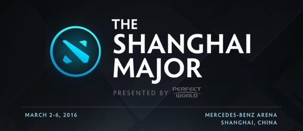 the shanghai major dota 2